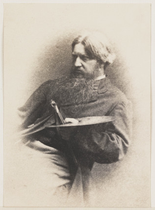 'Ford Madox Brown', c 1880.