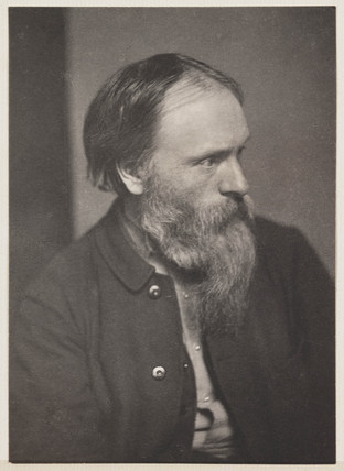 'Sir Edward Burne-Jones', c 1885.