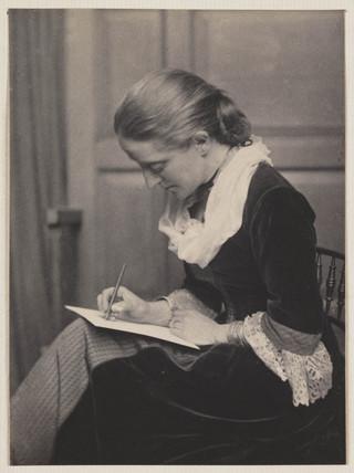 'Mrs Ewing', c 1890.