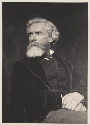 'P William Archer', c 1900.