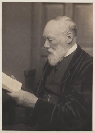 'Dr Samuel Smiles', c 1890.