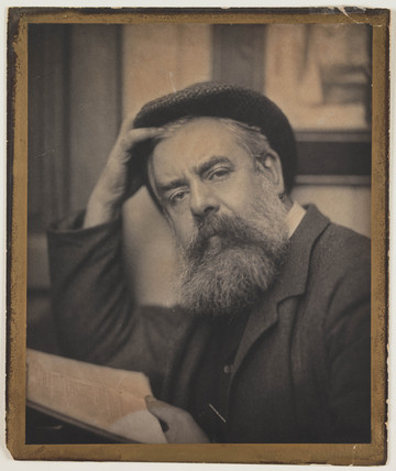 'Self Portrait', c 1890.