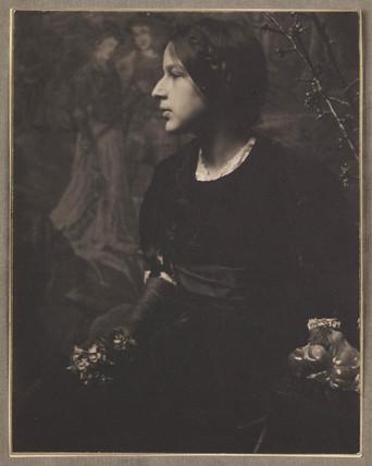 'Miss D', 1907.