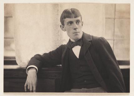 'Aubrey Beardsley', c 1895.