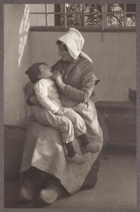'Bobo de Bebe', 1906.