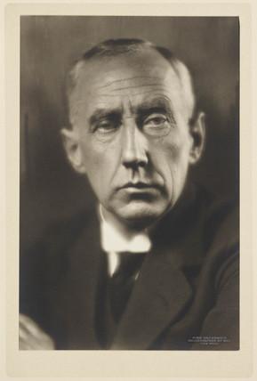 'Roald Amundsen', 1918.