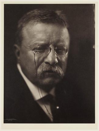 'Theodore Roosevelt', 1915.