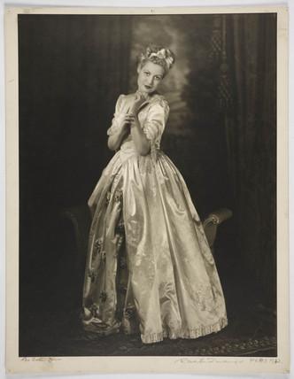 'The Satin Dress', 1942.