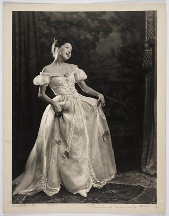 'Sweet Seventeen', 1941.