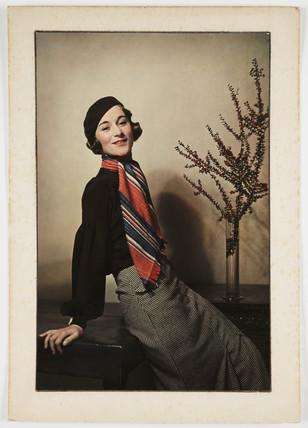 'Billie Baker', 1932.