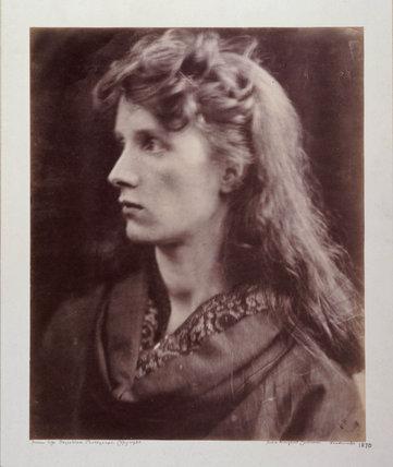 Lady Clara Vere de Vere, 1866.