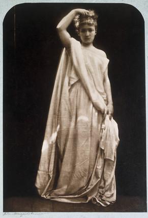 Isabel Bateman, c 1874.