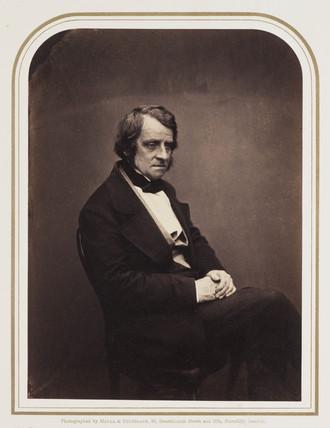 John Arthur Roebuck, 1856.