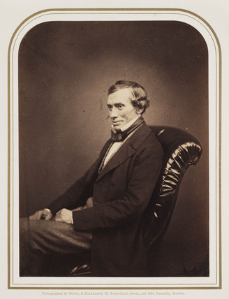 Thomas Graham, c 1855.
