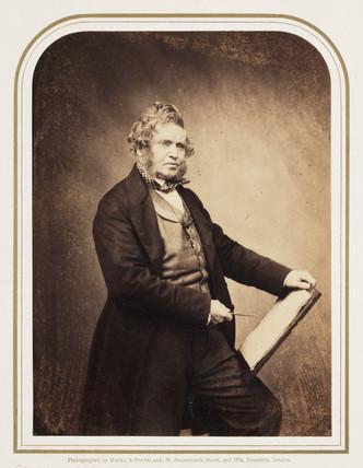 (William) Clarkson Stanfield, c 1855.