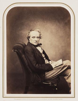 Charles John Kean, c 1855.