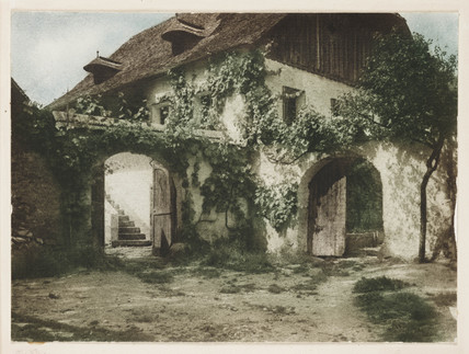 'The Vines', c 1925.