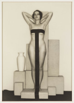 'The Vase and the Maid', c 1935.