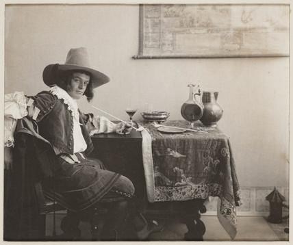 'Le Fumeur de Pipe', 1912.