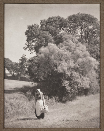 'Summer Noontide', c 1900.