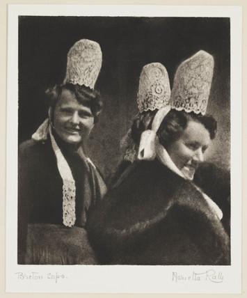 'Breton Caps', 1931.