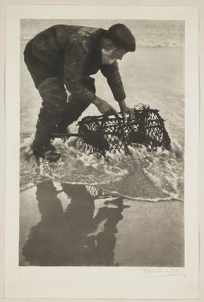 'The Lobster Pot', 1918.
