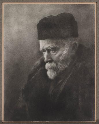 'Contemplation', 1907.