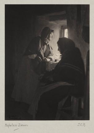 '(Anxiety) Hopeless Dawn', 1906.