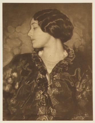 'Profile', 1913.