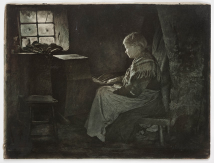 'The Watcher', 1903.