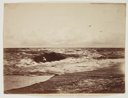 'Beached Margent of the Sea', 1870.