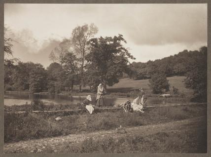 'Peddler's', c 1890.