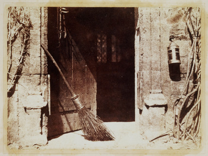 'The Open Door', 1844.