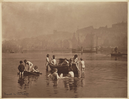 'The Water Rats', 1886.