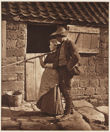 'The Rake's Progress', 1886.