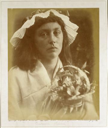 Madame Reine, c 1869.