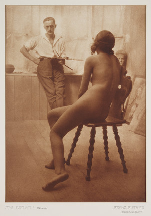 'The Artist', 1930.