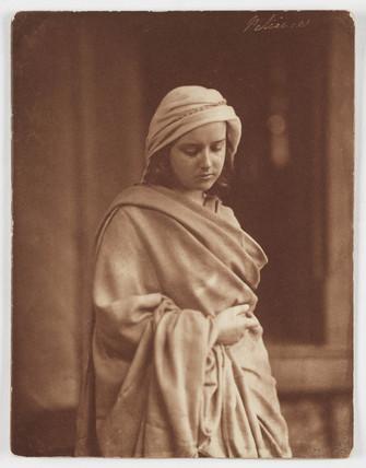 'Patience', c 1860s.