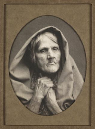 'Winter', c 1860s.
