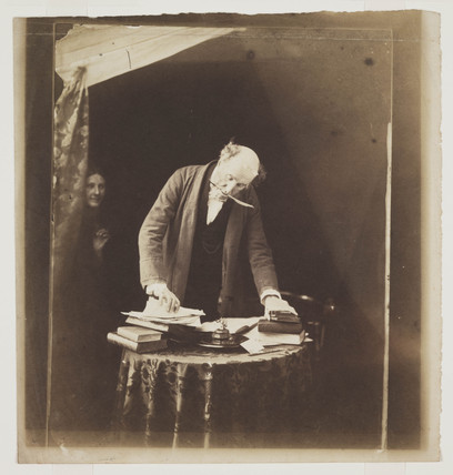First I Lost My Pen And Now I've Lost My Spectacles', c 1860s.