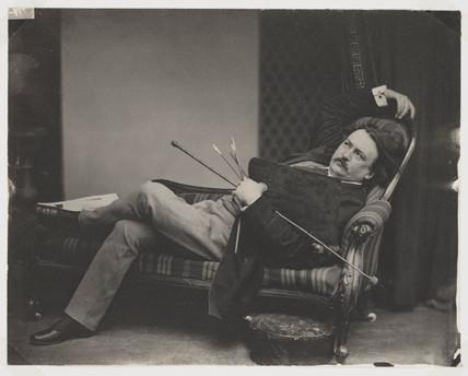 Gustav DorE', c 1860s.