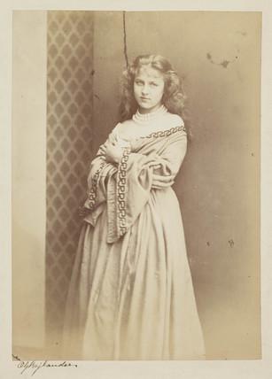 'Content', c 1860.