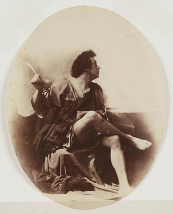 'The Past', c 1860s.