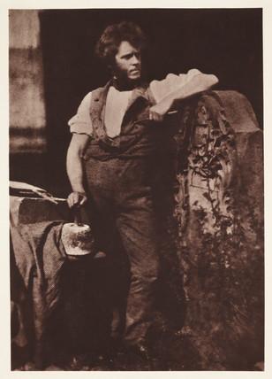 Hugh Miller, Scottish geologist, c 1850s.