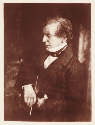 William Etty RA, c 1840s.