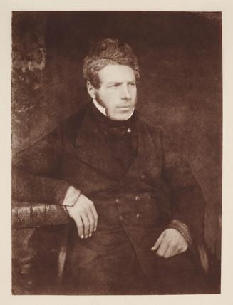 Robert Chambers, c 1840s.