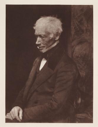 George Combe, c 1840s.