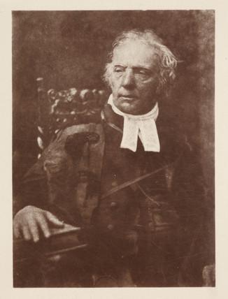 Thomas Chalmers, c 1840s.