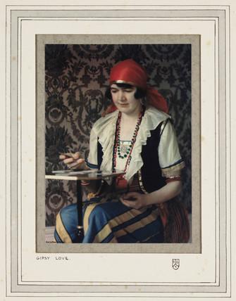 'Gipsy Love', c 1920s.