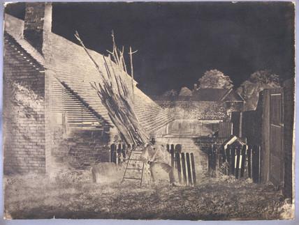 Bredicot Court, c 1856.